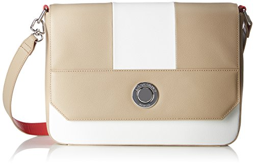 Lou Lou Portho, Womens Shoulder Bag, Multicolour (Cafe Latte), 7x30x23 cm (B x H x T) Liebeskind