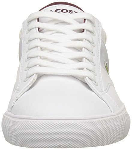 Lacoste Fairlead, Sneaker Uomo Bianco (Wht)
