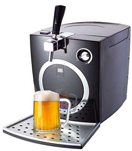 TRIOMPH ETF1806 Machine à Bière, 5 liters, Noir