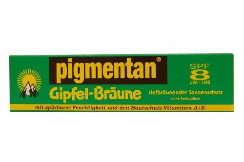 Pigmentan 61121 Gipfelbräune LSF8 50ml -