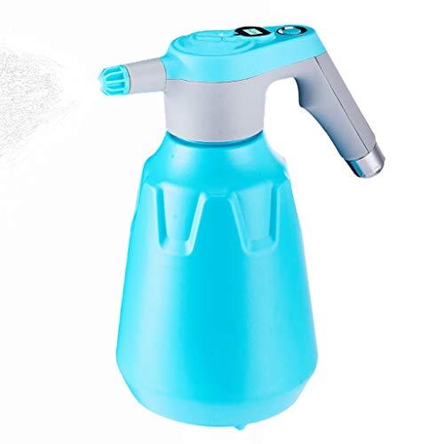 LXRZLS Elektrische wiederaufladbare Gießkanne Hausgarten-Bewässerung kleine Sprühflasche automatische Gießkessel Spray Pot