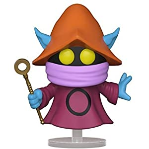 POP TV Masters of the Universe Orko Vinyl Figure