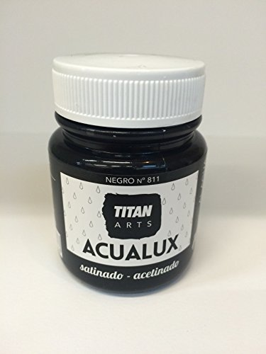 titan-support-systems-pintura-manualidades-acril-sat-negro-titan-acualux-100ml