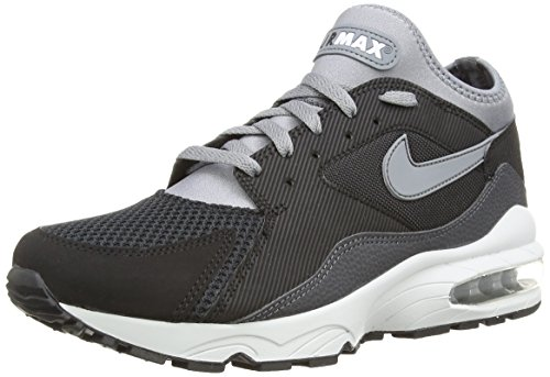 Nike Air Max 93, Herren Sport & Outdoor Schuhe Grau (black/cl Grey/anthrct/pr Pltnm)