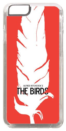 ALFRED HITCHCOCK The Birds Movie Film Poster Cover/Case Passend Für iPhone 6 Plus. Classic - Hitchcock-film Poster