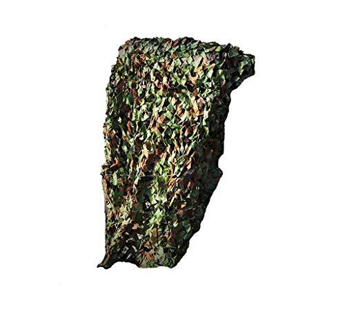 STTHOME Tarnnetz 4x5m, Camo Netz Markise Schattierungsnetz Tiefes Dschungel-Tarnungs-Netz Für Das Schießen Verstecktes Waldschutz-Halloween Im Freien, 2m 3m 10m 2x3m 3x5m (Size : 6m*4m)