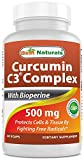 Best Curcumin C3 Complex With Bioperines - Best Naturals Turmeric Curcumin C3® Complex with Bioperine Review