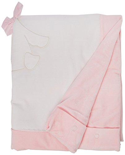 Chicco 90108, sacco da nanna unisex-bimbi, multicolore (bianco/rosa), taglia produttore:099