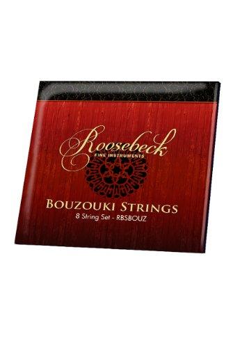 Roosebeck Bouzouki String Set 8 Stahlsaiten