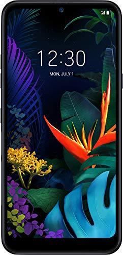 LG K50 Aurora Black ohne Simlock, ohne Branding, ohne Vertrag