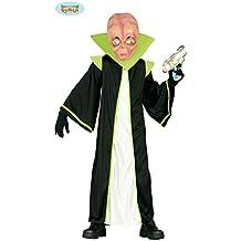 Disfraz de alienígena infantil pequeño (3-4 años)