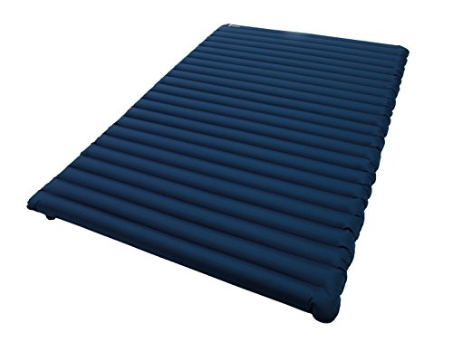 Outwell Reel Airbed Double Luftbett, Blue, 195 x 135 x 9 cm