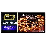 Nestlé - Tableta de Chocolate Negro con Almendras - 200 g