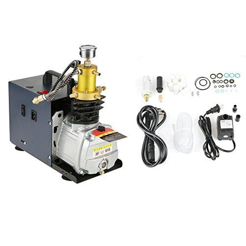Elektrische Hochdruckluftkompressor-Pumpe, 220V 40Mpa WassergeküHltes Elektrisches Luftkompressorpumpensystem
