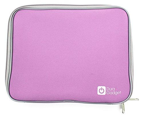 Schutz-Case Transporthülle Tasche Sleeve in Rosa Wasserabweisend. Geeignet für 9.5 Zoll Kinder-DVD-Player von DBPOWER (SY-01) (Rosa Auto-stereo-cd)