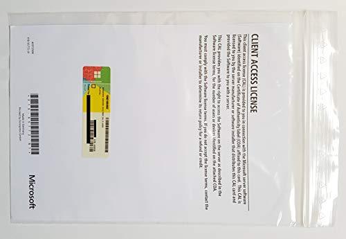 Microsoft Windows Remote Desktop Services 2012 5er Benutzer CAL (User) OEM gelabelt