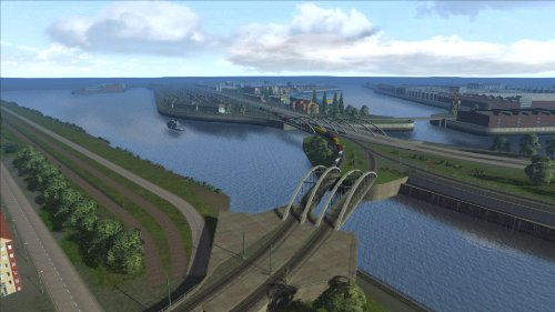 Train Simulator 2014: Hamburg-Hanover Route Add-On Steam Code screenshot