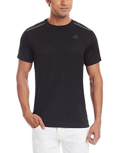 adidas Herren Training Cool 365 T-Shirt, Black, M, AJ5503