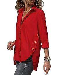 gute Qualität Qualität und Quantität zugesichert Super günstig Suchergebnis auf Amazon.de für: rote bluse - Damen: Bekleidung