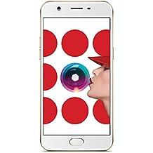 Nueva Oppo A57oro, 32GB Módulo de 1,4GHz Qualcomm 16MP frontal cámara selfie teléfono