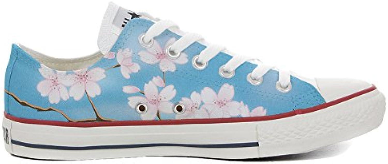 Converse All Star zapatos personalizados (Producto Artesano) Peach  -