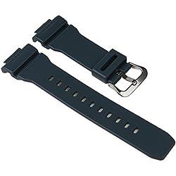 Casio Ersatzband Uhrenarmband Resin Band Blau für G-7900 G-7900RF G-7900A 10330752