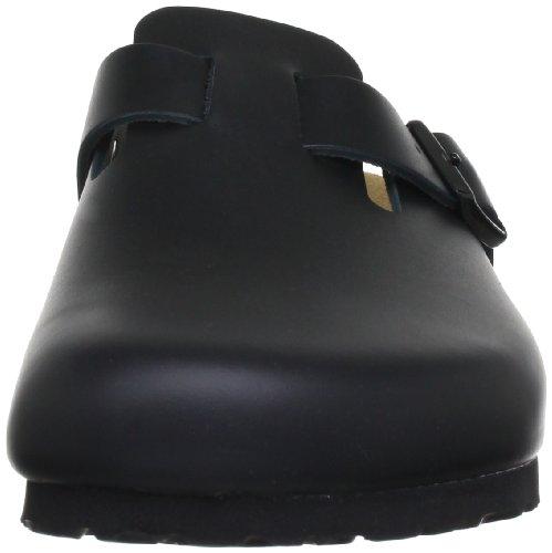 Birkenstock Classic Boston Leder Unisex-Erwachsene Clogs 38