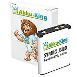 Akku-King Akku für Dogtra Handsender ARC 800, ARC 802, ARC 800 CAMO - 7.4V 800mAh