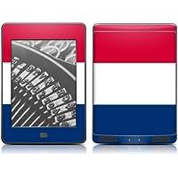 DecalGirl - Skin (autocollant) pour Kindle Touch (4ème génération - modèle 2011), Drapeaux - France