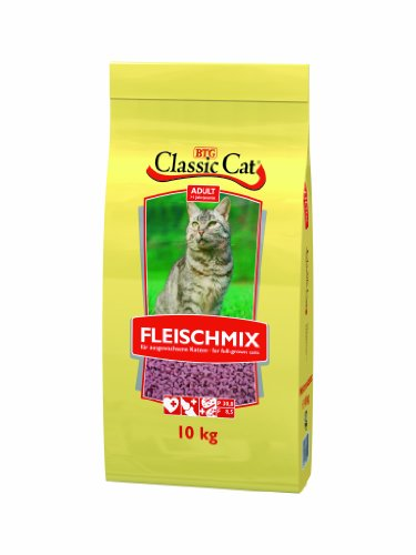 Classic Cat 40035 Fleischmix 10 kg - Katzenfutter