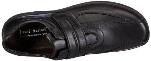 Josef Seibel Schuhfabrik GmbH Arthur 17122 23, Scarpe chiuse uomo Nero (Schwarz (schwarz 600))
