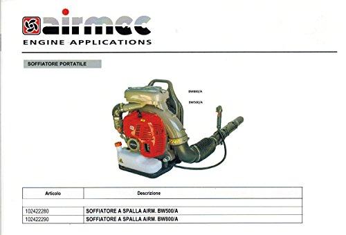 SOFFIATORE A SPALLA BW800/A