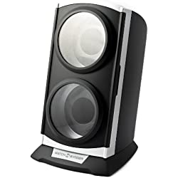 Time Tutelary Dual 2 Automatic Vertical Tower KA015 Watch Winder New