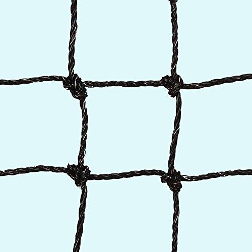 Preisvergleich Produktbild Universalnetz 2 x 3 m Drahtverstärkt, Katzenschutznetz, Vogelschutznetz, Maschenweite 30 mm