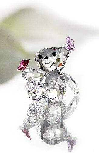 Swarovski Crystal Lovlots # 1143450Kris-Orso Divertente Farfalle