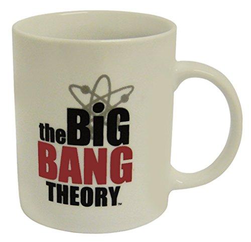 Tasse 'The Big Bang Theory' - Logo, Mugs-Tasses-fan-serie