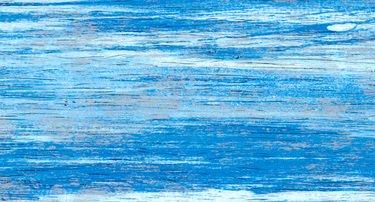 Wachsplatten / Verzierwachs 'Gemustert Blau' (1 Stück / 175 x 80 x 0,5 mm) TOP QUALITÄT