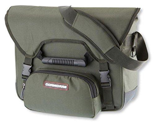 Cormoran borsa da pescatore, borsa a tracolla, 36x30x17 centimeter, model 3036, 65-03036