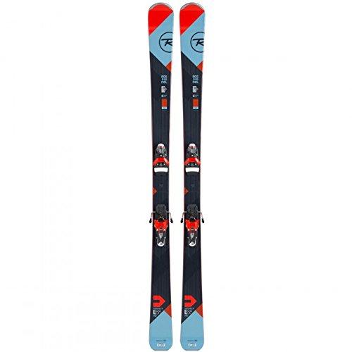 rossignol-pack-sci-experience-88-hd-fissaggio-spx-12-dual-wtr-b90-black-red-unisex-blu-blu-172-cm
