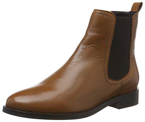 Buffalo Es 30855 Sauvage, Bottes Classiques femme Marron - Braun (Cognac 01)