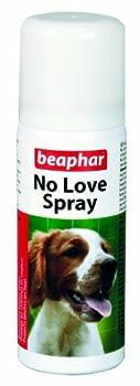 Beaphar - No Love, spray éducateur éloigne mâles - 50 ml