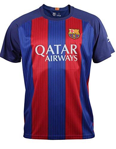 REPLICA AUTORIZADA FC Barcelona. Camiseta 1ª Equipación Adulto 2016-2017, NEYMAR. Talla . (En caso de duda sobre el artículo, solicitar información adicional.)