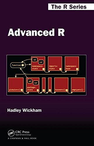 By Hadley Wickham Advanced R (Chapman & Hall/CRC: The R Series) [Paperback]
