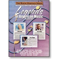 Legends of American Music Volume One (Collector's Postcards) by Legends of American Music
