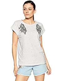 Symbol Amazon Brand Women's Regular Fit T-Shirt