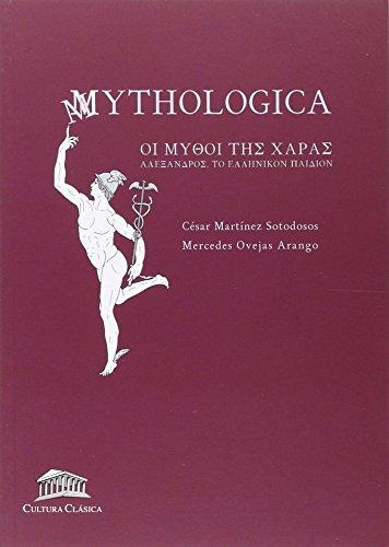 Mythologica - 9788493579890 por César Martínez Sotodosos