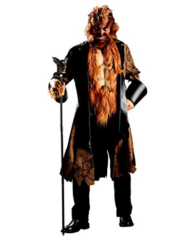 Rubie's Big Mad Wolf Fancy Dress (XL) (Big Wolf Mad)
