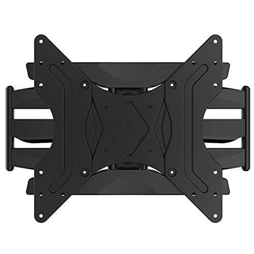 Exing Wall TV Bracket, Plasma Flat Retractable LCD Halterung TV Mount Wall Stand Adjustable Mount Arm Fit für 23