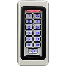 Retekess T-AC03 Control de Acceso Impermeable Teclado Táctil Independiente Proximidad para RFID Sistema de