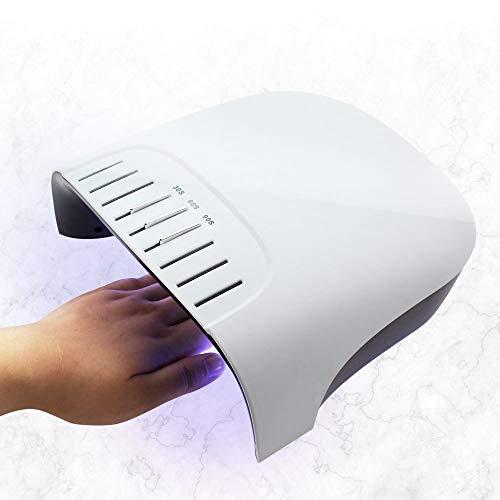 Nueva multifunción 5 UV LED lámpara uñas 60W inteligente